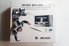 Archos 604-WiFi Video Recorder 30GB NEW in Opened Box