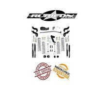 "Rubicon Express 3.5"" Sport Lift Kit w/ Twin Tube Shocks 07-16 Jeep JKU 4 Door"