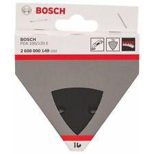 Bosch Delta velco lijado respaldo cojín de goma Placa Para Pda 100 2 608 000 149