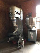 Hobart 140 Quart Mixer w/Dough Hook & Bowl And needs board