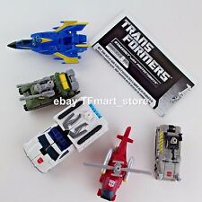 Transformers Power Core Combiner PCC Stakeout w/ Protectobots Team