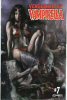 Vengeance of Vampirella # 7 Variant Cover A Parrillo