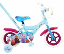 10 Zoll Mädchenfahrrad Kinderfahrrad Fahrrad Frozen Disney Eiskönigin Bike Rad