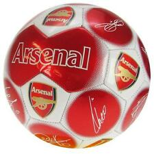 Arsenal F.C. Football Signature SIZE 5 with Ball Pump