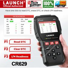 OBD2 Scanner Diagnostic ABS SRS Airbag Car Code Reader Oil Reset SAS Calibration