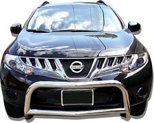 Wynntech A Bar Front Bumper Guard Protector For Nissan Murano 2009-2014