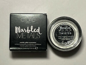 Ciate London Marbled Metals Twisted Metallic Glitter Eyeshadow 0.141oz/4g