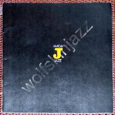 Amiga Jazz Records Catalog - Mega Rare