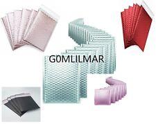 Any Size Color Matte Metallic Poly Bubble Mailers Mailing Padded Envelopes Usa