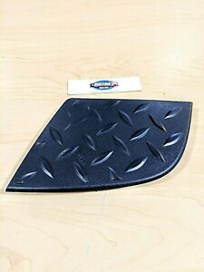 New OEM Rear Step Bumper Lower Pad LH - 2003-2006 Chevrolet Avalanche (12335685)
