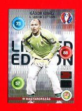 EURO FRANCE 2016 - Adrenalyn Panini - Card Limited Edition - KIRALY - MAGYAR