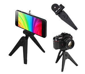 Fold Flat Tripod for Android Google Mobile Cell Phone Camera Mount Stand Holder