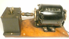 CAPEHART 78 RPM 410-K * RECORD  & RADIO part:  Working MOTOR & GEARBOX