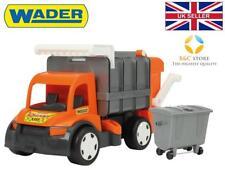 ~! NEW WADER GIANT Truck Garbage 67016 orange BEST TOY TOP FOR KIDS GIGANT  !~