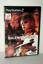 SILENT HILL 3 + BONUS AUDIO CD USATO COME NUOVO SONY PS2 ED JAP NTSC/J MC5 48332