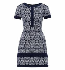 Hobbs NW3 Tapestry Swirl Dress UK 12 BNWT RRP £139