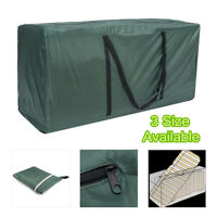 Large Waterproof Garden Furniture Cushion Storage Bag Cover Case Pouch