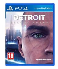 Gioco Detroit Become Human Deep Silver per Console Sony Playstation4 Ps4 939