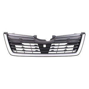 SU1200187 New Replacement Front Grille Fits 2019-2020 Subaru Forester