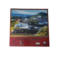 Rockville Bridge by John Winfield 500 piece puzzle Brand New Sealed