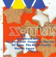 Viva X-mas '97 Backstreet Boys, DJ Bobo, Mr. President, La Bouche, Bed & .. [CD]