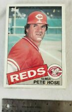 VINTAGE 1985 TOPPS Baseball Card Large Sized Card 1-60
