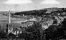 Rothesay :  from View Indicator (overlooking Rothesay)