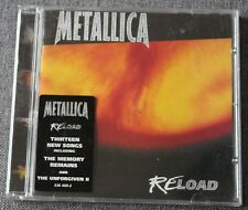 Metallica, reload, CD