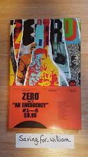 Zero Volume 1: An Emergency TP by Image Comics (Paperback, 2014)