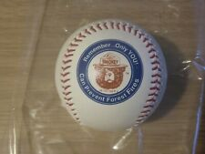 "Smokey Bear ""Remember Only You Can Prevent Forest Fires"" Baseball Ball"