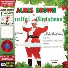 James Brown - A Soulful Christmas [CD]