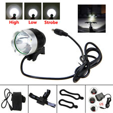 5000LM XML T6 LED BICYCEL MOUNTAIN BIKE LIGHT LAMP CYCLING FRONT TORCH AU STOCK