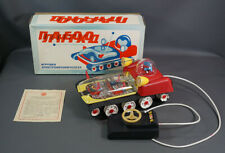 VTG Russian Space Toy Tank Track Vehicle Planet Rover Astro Driver Remote Box