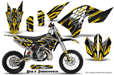 CREATORX GRAPHICS KIT FOR KTM SX65 SX 65 2009-2015 BOLT THROWER YNP