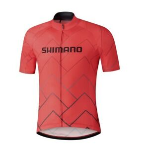 2021 Team Red Cycling Jersey And Bib Shorts Set Men's Blke Jersey Cycling