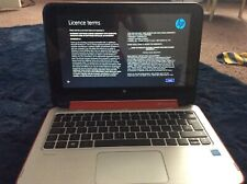 HP Pavillion X360 Convertible Laptop Core i3-5010U 2.10 GHz 4GB 500 GB Win 8.1