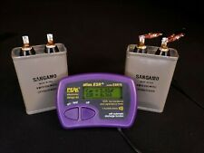 4uf Mfd 600vdc High Voltage Oil Filled Energy Storage Capacitor Tested