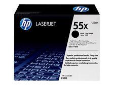 HP CE255XC Toner Black für LaserJet P3015