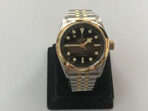 Tudor Heritage Black Bay Ref# 79583 Gold / Steel Automatic Ladies Wristwatch
