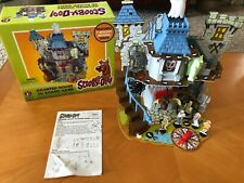 Scooby-Doo Haunted House 3D Board Game - Complete
