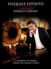 Pasquale Esposito Celebrates Enrico Caruso (DVD, 2016, 2-Disc Set, Deluxe Editio