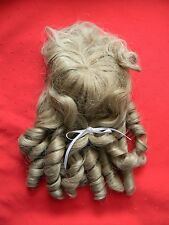 """Playhouse Collection Doll Wig, 16-17"""" Dirty Blond, NOS"""