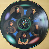 EX/EX! MARILLION REAL TO REEL VINYL LP PICTURE PIC DISC