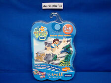 VTech V.Smile Nick Jr GO DIEGO Save Animal Families NEW