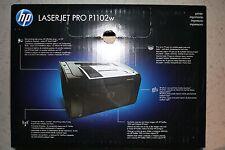 Brand New HP LaserJet Pro P1102W Laser Printer