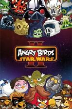 Angry Birds Star Wars video game poster 22.5 x 34""