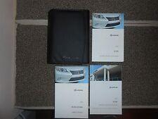 2014 Lexus ES350/ ES300h owners manual and with black case.