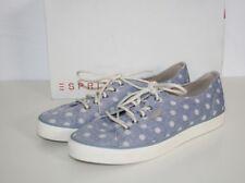 ESPRIT Damen Sneaker Halbschuhe light blue blau Gr. 40 NEU UVP 59,99€
