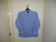 (Used) Van Heusen European Fit Long Sleeve Men's Shirt Size 46-90