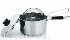Stainless Steel Saucepans & Stockpots with Lid